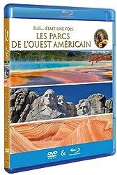 Antoine - Iles... était une fois - Les parcs de l'ouest américain [Blu-ray]