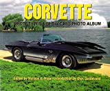Corvette Prototypes & Show Cars Photo Album (Photo Album Photo Album)
