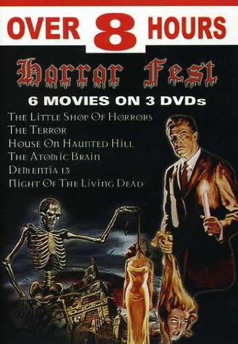 Horror Fest Mega Pack