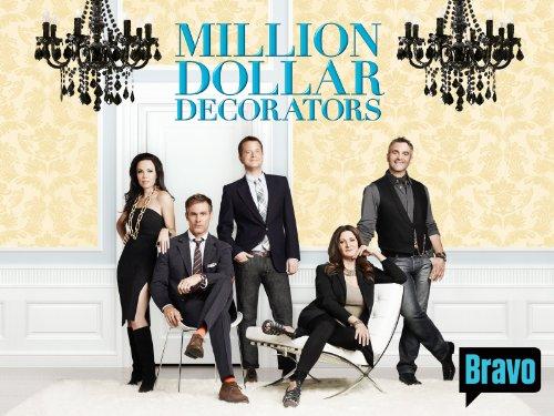 Million Dollar Decorators Season 1 movie