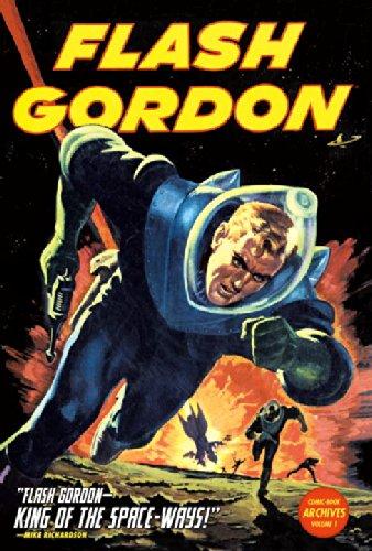 Flash Gordon Comic Book Archives Volume 1 PDF