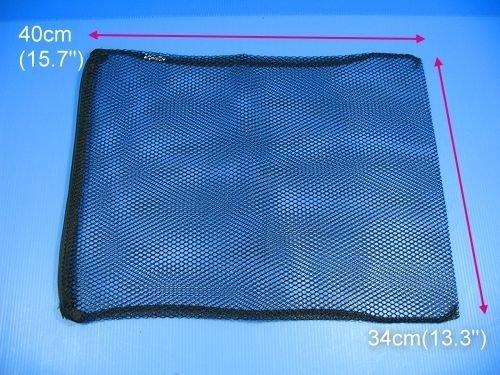 2 fermeture clair filtre net bag16 5 x12 6 bassin bio for Filtre pour aquarium boule
