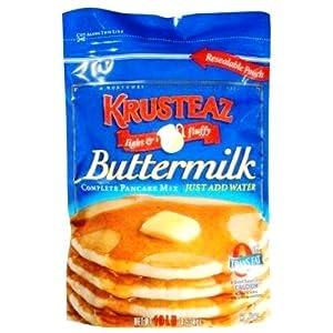 Krusteaz Buttermilk Pancake Mix, 10-Pound