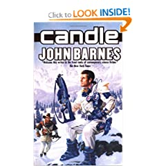 Candle by John Barnes