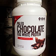 buy Paleo Protein Egg White (Chocolate) (Soy Free) (2 Carbs)(2Lbs)