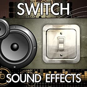 Sound effects of all types of noises and clicks when buttons are pressed