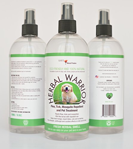 natural flea tick mosquito repellent anti bug spray effective fresh smelling herbal warrior. Black Bedroom Furniture Sets. Home Design Ideas