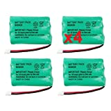 Fenzer Rechargeable Batteries Telephone Replacement