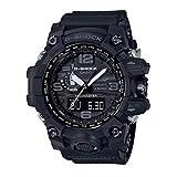 Men's Casio G-Shock Triple Sensor Mudmaster Black Watch GWG1000-1A1 (Color: Black)