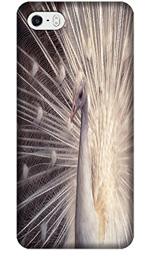 Beautiful Peacock Cell Phone Cases Design Special For Iphone 4/4S No.1