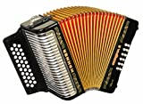 Hohner 3523AB 15.5-Inch 43-Key Accordion