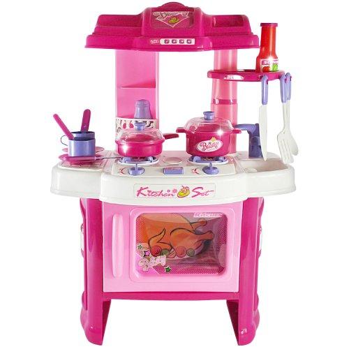 Infantastic cucina gioco cucina giocattolo per bambini - Cucina bambini amazon ...