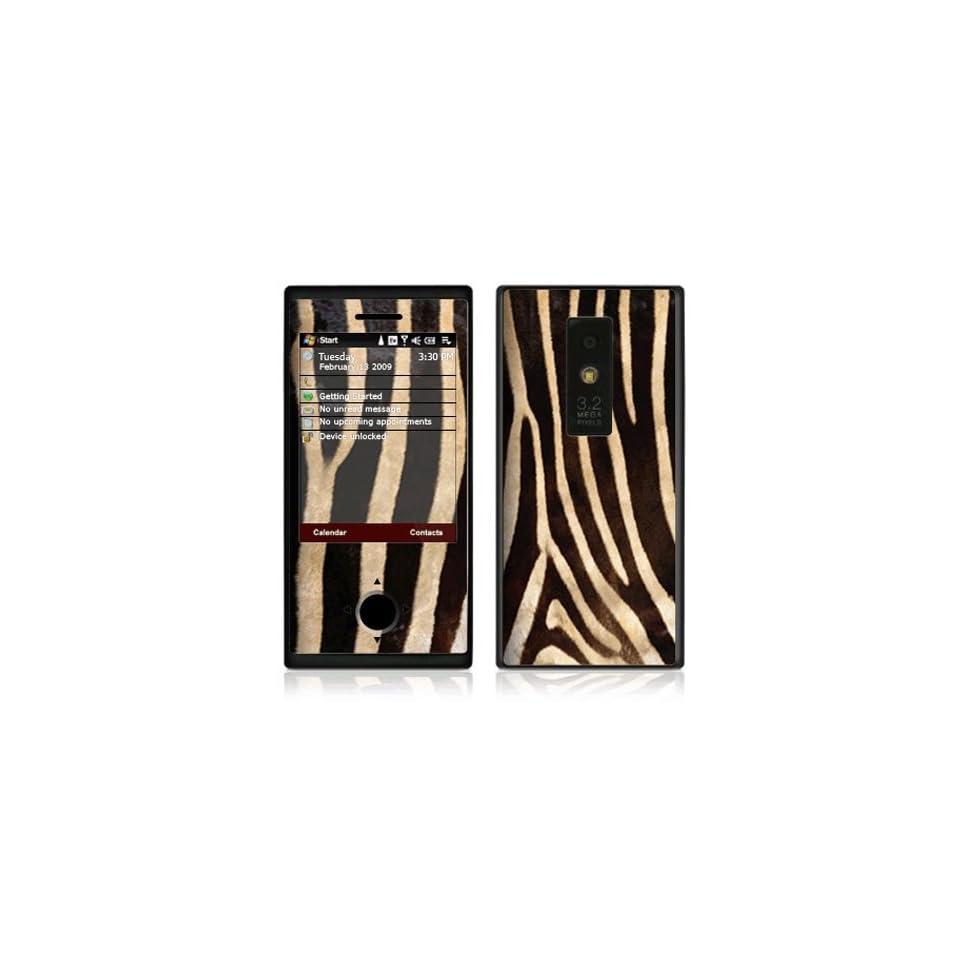 Zebra Print Decorative Skin Cover Decal Sticker for HTC
