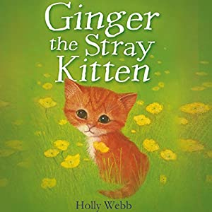 Ginger the Stray Kitten Audiobook
