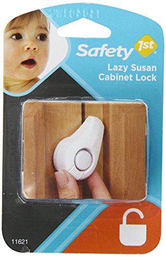Safety 1st - Lazy Susan Cabinet Lock (1/Pk)