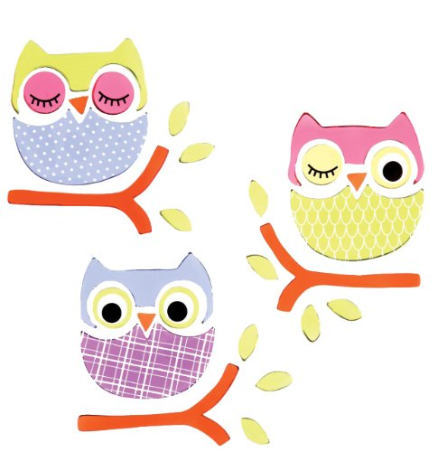 GelGems Large Bag, Sleepy Owls - 1