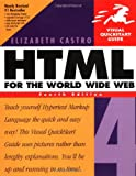 HTML 4 for the World Wide Web (0201354934) by Castro, Elizabeth
