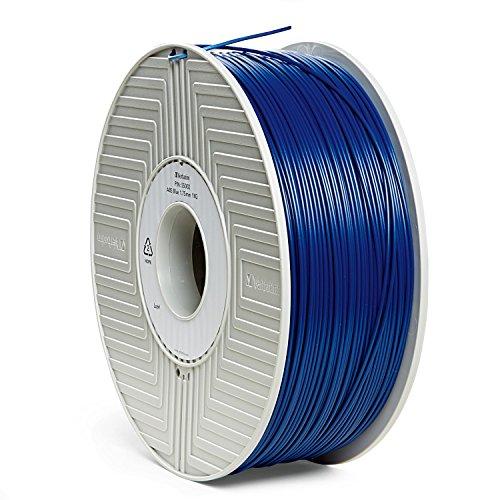 Verbatim 3D Filament ABS 1,75 mm Blue, 55002VBT (Blue)