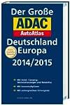 Gro�er ADAC AutoAtlas 2014/2015, Deut...
