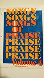 img - for Songs of Praise (Volume 4) Servant Music book / textbook / text book