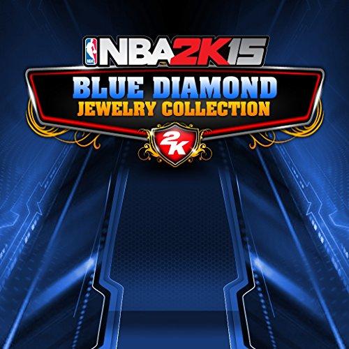 Nba 2K15 Blue Diamond Bling Pack - Ps3 [Digital Code]