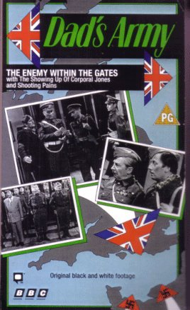 Dad's Army: The Enemy Within the Gates; The Showing Up of Corporal Jones; Shooting Pains