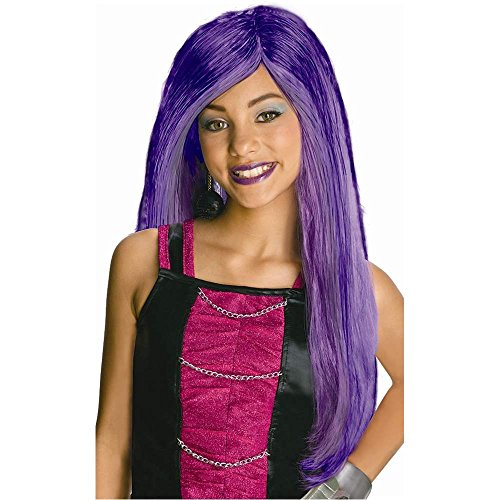 Monster High Spectra Vondergeist Kids Wig - One Size