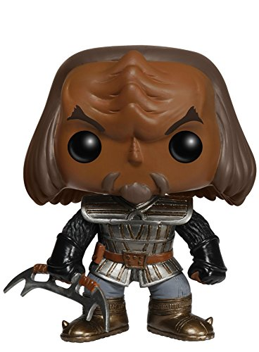 Funko POP TV: Star Trek The Next Generation - Klingon Action Figure