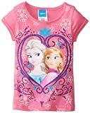 Disney Girls 2-6X Frozen Graphic Tee