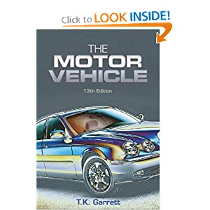 The Motor Vehicle T. K. Garrett