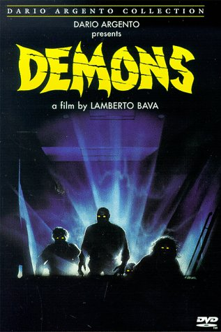 Demons [DVD] [1987] [US Import] [NTSC]
