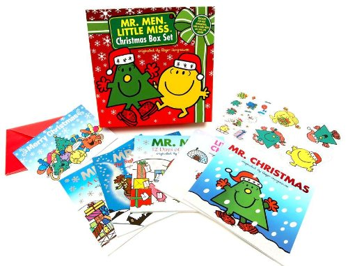 Mr. Men Little Miss Christmas Box Set (Mr. Men and Little Miss)