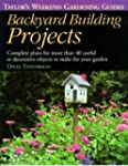 Backyard Building Projects (Taylor's...