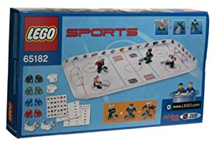 LEGO Sports: NHL Slammer Stadium