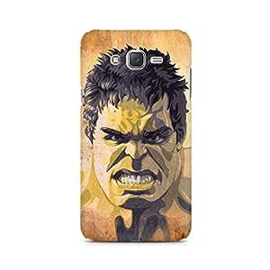 Ebby Hulk Premium Printed Case For Samsung J5