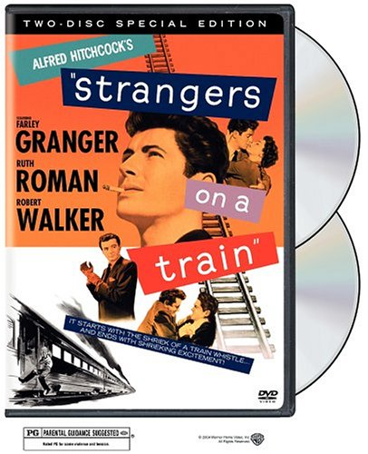 Cover art for  Strangers on a Train (Two-Disc Special Edition)