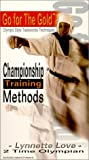 Championship Taekwondo Training Methods [VHS]