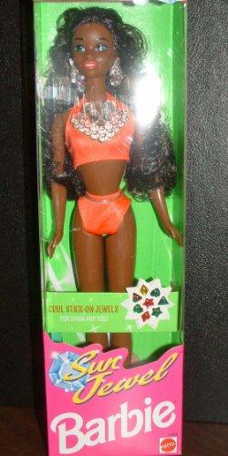 Sun Jewel Barbie - Shani African American - 1