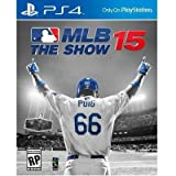 MLB 15 The Show PS4 by Sony