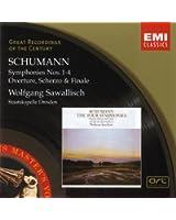 Schumann : Les 4 Symphonies - Ouvertures - Scherzo & Finale