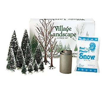 #!Cheap Department 56 Village Landscape