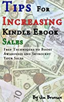 Tips for Increasing Kindle Ebook Sales (English Edition)