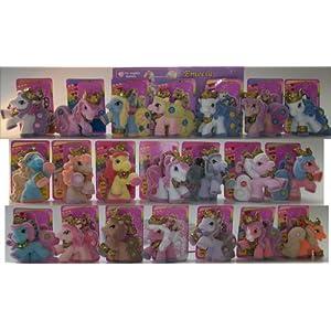 Schauen Sie sich Kundenbewertung für Satz alle 21 verschiedenen Filly ELVES Elfen Pferde von Simba 2012 inkl. Prinzessin Jewel