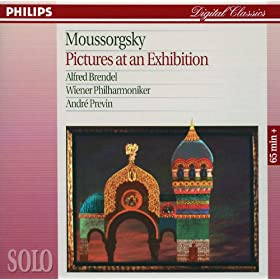 Mussorgsky: Pictures at an Exhibition - for Piano - Bydlo.Sempre moderato,pesante