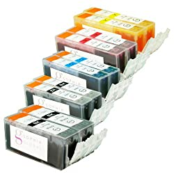 Sophia Global Compatible Ink Cartridge Replacement for Canon PGI-225 CLI-226 (2 Large Black, 2 Small Black, 2 Cyan, 2 Magenta, 2 Yellow)