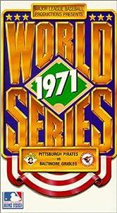 1971 World Series - Pittsburgh Pirates vs Baltimore Orioles [VHS]