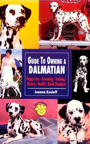 Guide to Owning a Dalmatian (Re Dog)