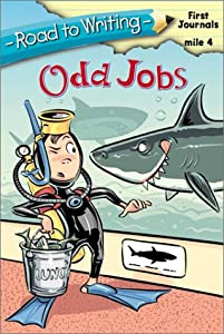 "Cover of ""Odd Jobs (Road to Writing)"""