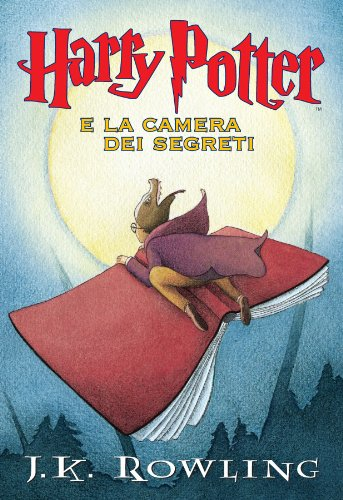 Harry Potter e la Camera dei Segreti Libro 2 PDF