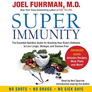 Super Immunity Audiobook